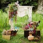「色を纏う花展」人気フラワーアーティストによる作品展示&販売会、表参道ROCKETで開催