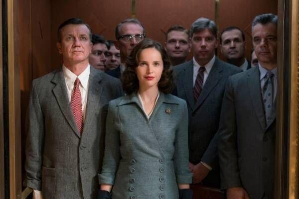 映画『ビリーブ 未来への大逆転』フェリシティ・ジョーンズ主演、時代を変えた女性弁護士の感動実話