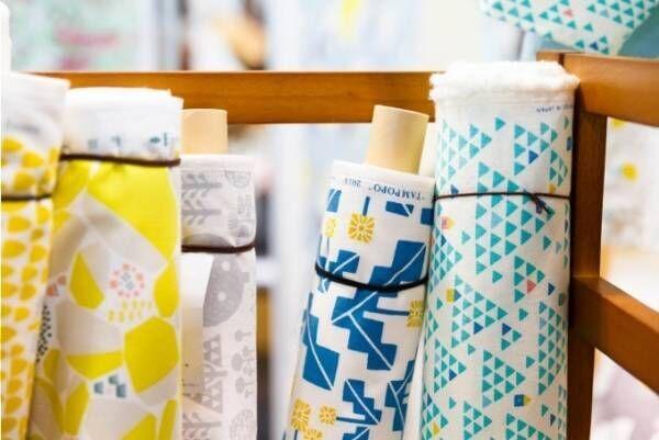 """手紙社の「紙博&布博」が京都で - 総勢120組のクリエイターによる""""紙""""と""""布""""の作品・素材"""