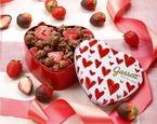 ギャレット ポップコーン「バレンタイン MIX」フリーズドライ苺×チョコポップコーンの新作