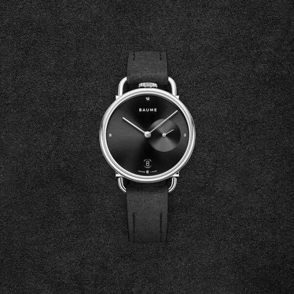 リシュモン新腕時計ブランド「ボーム(BAUME)」日本初展開を伊勢丹新宿で、リサイクル可能な素材使用