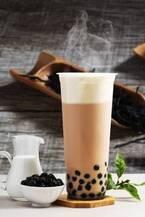 紅茶専門ティースタンド・コンマティー「宇治抹茶タピオカラテ」にマイルドホット登場