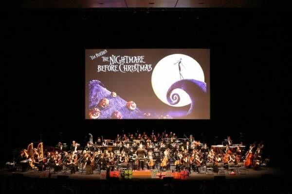 「ナイトメアー・ビフォア・クリスマス」in コンサート、有楽町で - 映画本編に合わせて生歌&生演奏