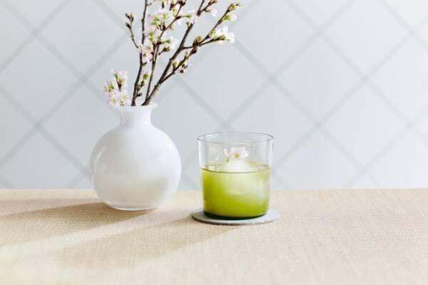 日本茶ティーサロン「カネジュウ農園」が表参道に、一番茶チーズホイップティーや桜煎茶で楽しむ茶の魅力