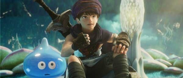 映画『ドラゴンクエスト ユア・ストーリー』天空の花嫁を原案にフル3DCGアニメーションで初の映画化