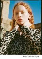 マウジー、「50年代ファッション」着想のストライプワンピース&ハイウエストパンツ発売