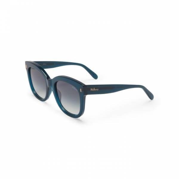 マルベリーからアイウェアがデビュー - 英国アイコンから着想を得た眼鏡&サングラス