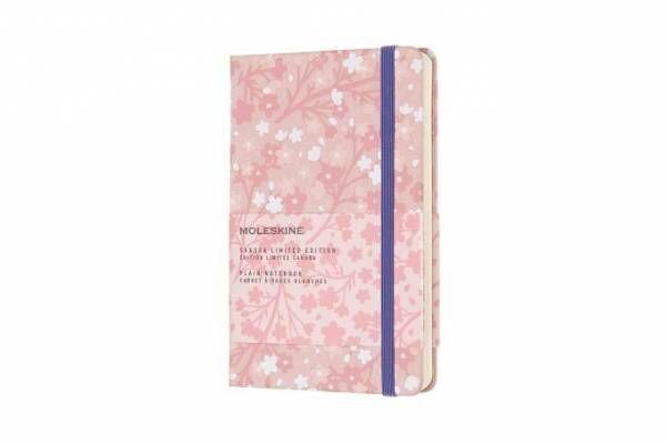 モレスキン「ハリー・ポッター&ルーニー・チューンズ」モチーフの限定ノートブック、春の桜デザインも