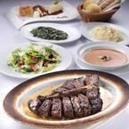 「ティーズステーキハウス」東京恵比寿に、焼肉トラジの本格NYステーキハウス