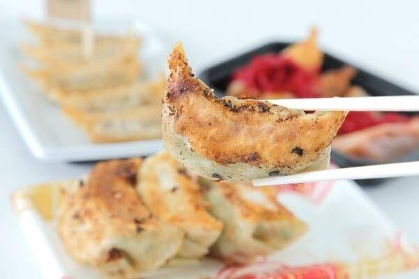 「餃子フェス」ゴールデンウィークに東京・大阪・広島で開催、ご当地餃子から変わり種まで