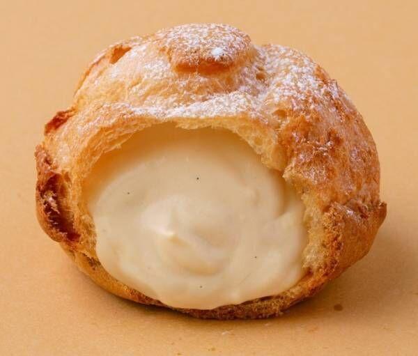 """ビアードパパの""""チェルシー""""シュークリーム - 濃厚でコクのある発酵バターの風味を再現"""