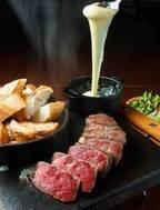 パリ発・肉ビストロ「サクレフルール」が軽井沢に、ステック・フリット×チーズフォンデュの限定メニューも
