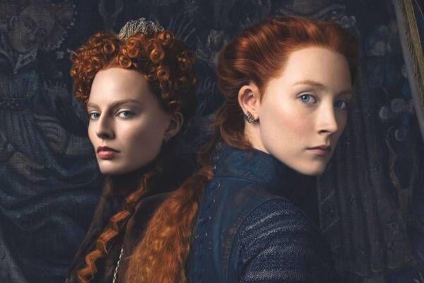 映画『ふたりの女王 メアリーとエリザベス』シアーシャ・ローナン×マーゴット・ロビーが対立する女王に
