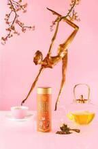 TWG Tea、春の新作緑茶「オールウェイズ サクラ ティー」レイニアチェリーと甘い花々の香り