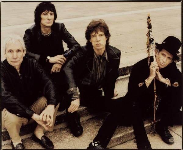 ザ・ローリング・ストーンズ、最新ベスト・アルバム『HONK』1971年~2016年のヒット曲を収録