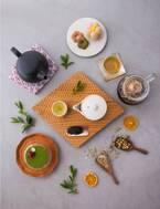 京都・福寿園の新ブランド「FUKUCHA」誕生、京都駅に新カフェ「茶寮 FUKUCHA」オープン