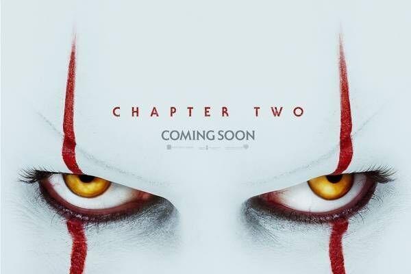 """映画『IT/イット THE END """"それ""""が見えたら、終わり。』最恐ピエロ再襲来、27年後描く続編"""