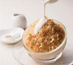 """""""食べる""""紅茶!アールグレイをそのまま凍らせたかき氷が大阪で - シロップで変化する4種の味"""