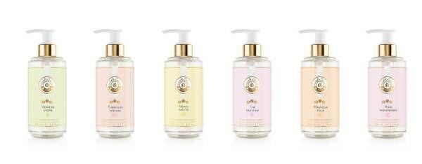 ロジェ・ガレ人気フレグランス「エクストレド コロン」のボディケア誕生、香りで洗う&潤す