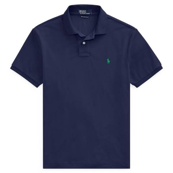 """ラルフ ローレンの""""100%リサイクル素材""""ポロシャツ「アース ポロ」4色で展開"""