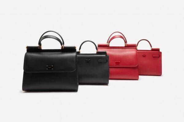 ドルチェ&ガッバーナのアイコンバッグ「シシリー」から新作モデル、日本限定カラーも