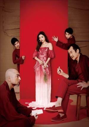 石原さとみ主演舞台『アジアの女』19年9月渋谷で上演、「おっさんずラブ」の吉田鋼太郎演出&出演