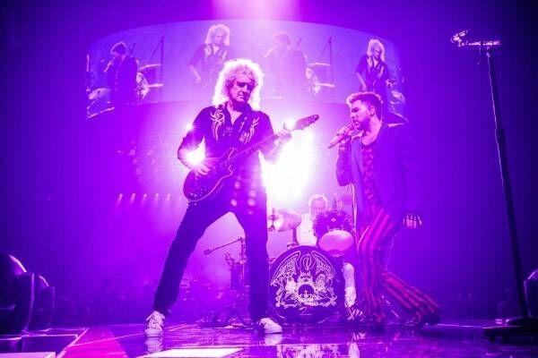 クイーン+アダム・ランバート来日公演「ラプソディ・ツアー」埼玉・大阪・名古屋で20年1月に