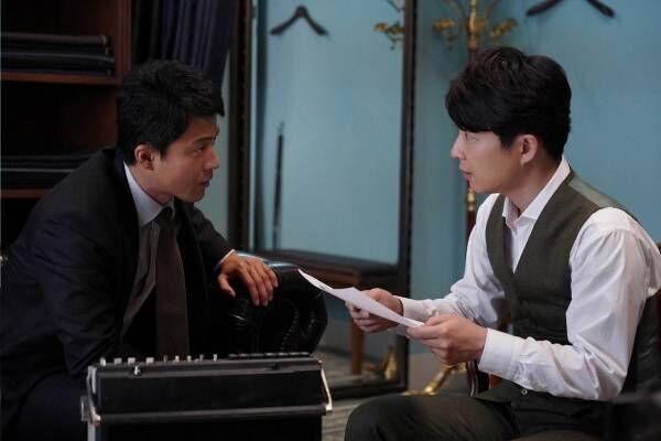 映画『罪の声』小栗旬×星野源が初共演、昭和最大の未解決事件に挑む - ベストセラー小説を映画化