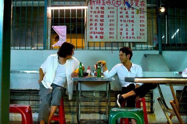 妻夫木聡×豊川悦司W主演映画『パラダイス・ネクスト』台湾が舞台、孤独な男達のノワール・サスペンス