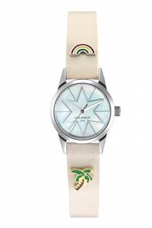 """スタージュエリー ガール""""カスタマイズ""""を楽しむ新作腕時計、サボテンやパイナップルなど陽気なチャーム"""