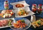 ラ・スイート神戸オーシャンズガーデンのビアガーデン、神戸の夜景と楽しむミシュランシェフの料理