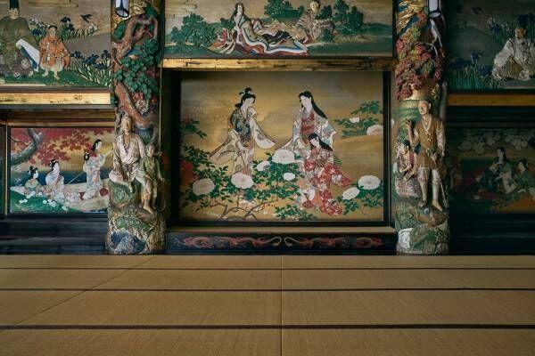 ホテル雅叙園東京「百段階段STORY展」有形文化財に指定された空間とその歴史を感じる特別展