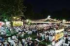 明治神宮外苑「森のビアガーデン」日本最大級のクラフトビール22種が勢揃い、BBQ食べ飲み放題も