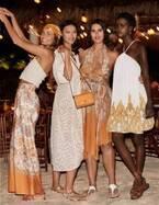 H&M19年夏「ペイズリー柄&アースカラー」のマキシ丈ドレスやワイドパンツ