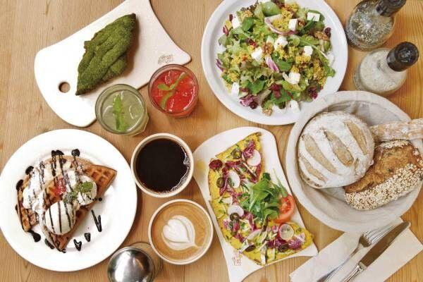 ベルギー発ベーカリーレストラン「ル・パン・コティディアン」たまプラーザにオープン
