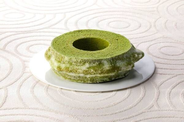 抹茶スイーツ約30種が大丸東京店に集結 - 宇治抹茶クリームのロールケーキや抹茶白玉あんみつ