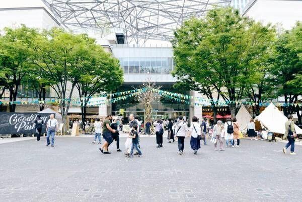 「グッデイパーク! 2019」横浜・みなとみらいで、自然素材のグッズ&フード集結