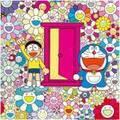 村上隆によるドラえもんの新作版画とポスターが川崎市 藤子・F・不二雄ミュージアムで発売