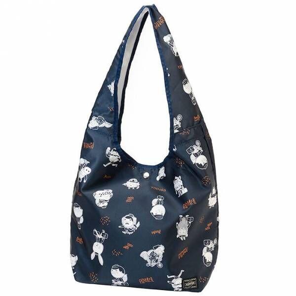 ポーター×アレホ・ジラルドのバッグ、映画『ハーツ・ビート・ラウド たびだちのうた』とのコラボも