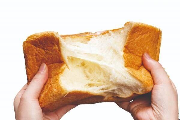 高級食パン専門店「非常識」が大阪心斎橋オーパに - 黒糖×ローズソルトのプレーン&レーズンの2種