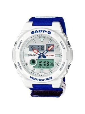 BABY-Gの腕時計「G-LIDE」トリコロールカラーの新作、簡単に付け替え可能なバンドも