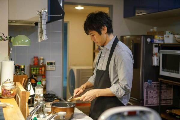 「きのう何食べた?」展が名古屋パルコで、西島秀俊&内野聖陽の主演ドラマ舞台セットや小道具など