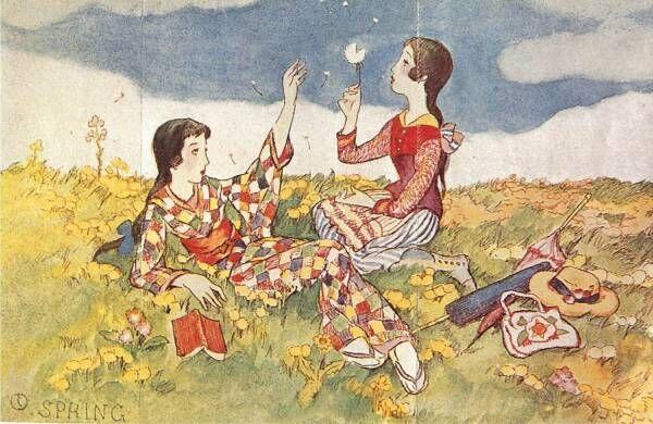 展覧会「アンティーク着物万華鏡」竹久夢二・弥生美術館で、戦前の文学から着物コーディネートを学ぶ