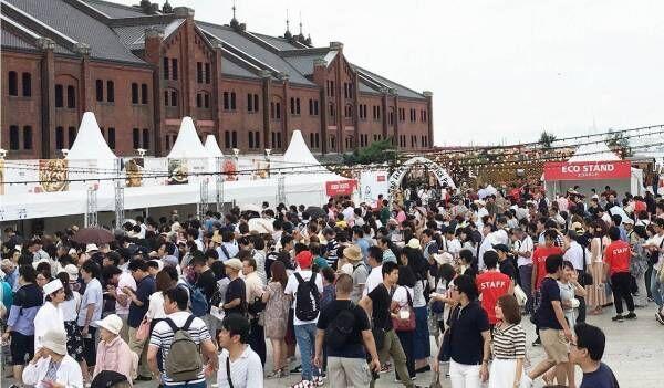 【開催延期】横浜赤レンガ倉庫で「ミシュランガイド・フードフェスティバル」