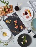 「フレンチdeビアガーデン」東京・赤坂で、創作フランス料理のコースを楽しむビアガーデン