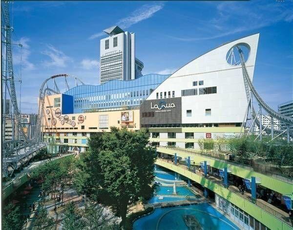 東京ドームシティ夏セール「ラクーア ザブ〜ンバザール」ショップ&レストラン最大70%オフ、大抽選会も