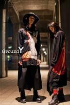 グラウンド ワイ×マリリン・モンロー、トム・ケリーら撮影の写真をブルゾン&シャツに大胆プリント