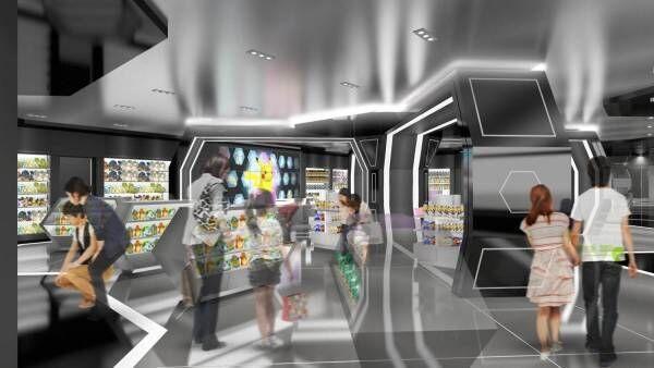 「ポケモンセンター」渋谷パルコ(仮称)に誕生、任天堂公式ショップ「ニンテンドートウキョウ」と同時に