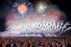秋田「大曲の花火」全国唯一昼夜楽しめる花火大会、四季で異なる演出