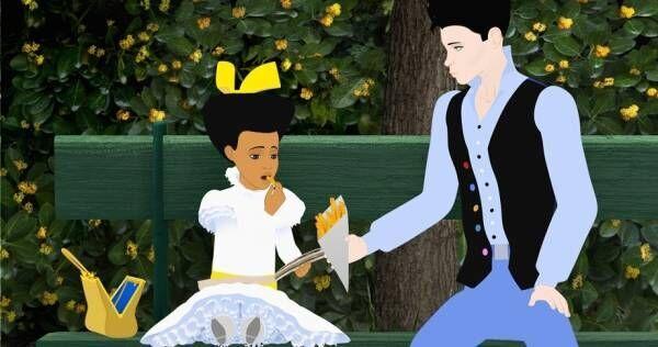 映画『ディリリとパリの時間旅行』美しき時代<ベル・エポック>のパリを舞台にした少女の物語